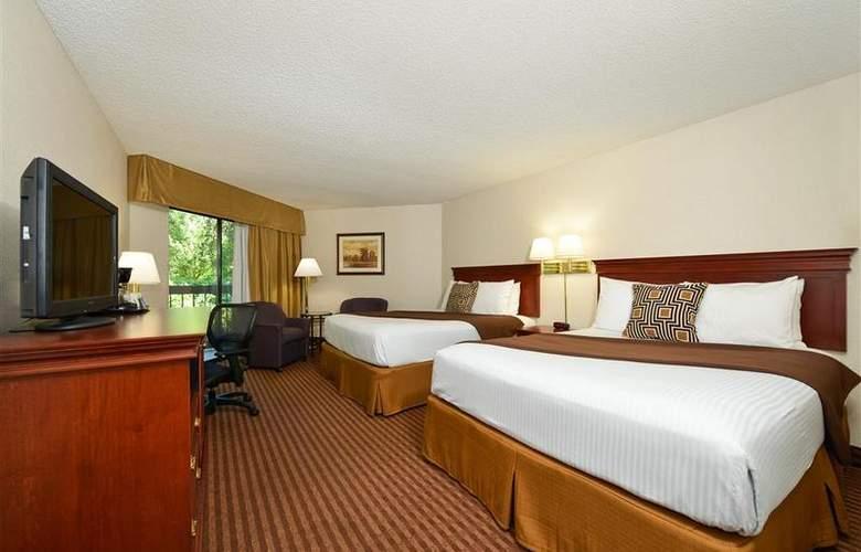 Best Western Greentree Inn - Room - 75