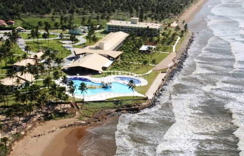 Prodigy Beach Resort & Convention Aracaju - Hotel - 9