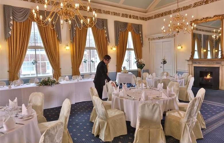 Best Western George Hotel Lichfield - Hotel - 92