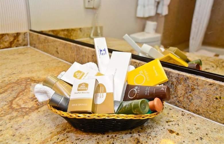 Best Western Newport Mesa Hotel - Room - 114