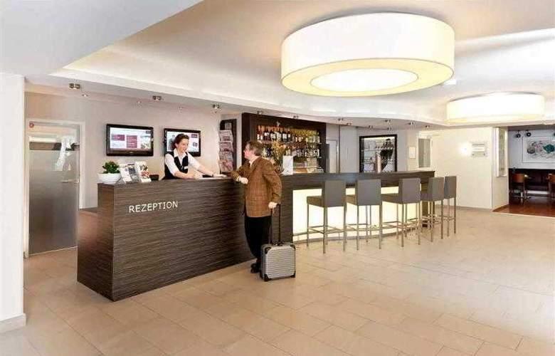Mercure Am Entenfang Hannover - Hotel - 11