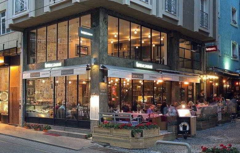 Faros Hotel Sirkeci - Restaurant - 5