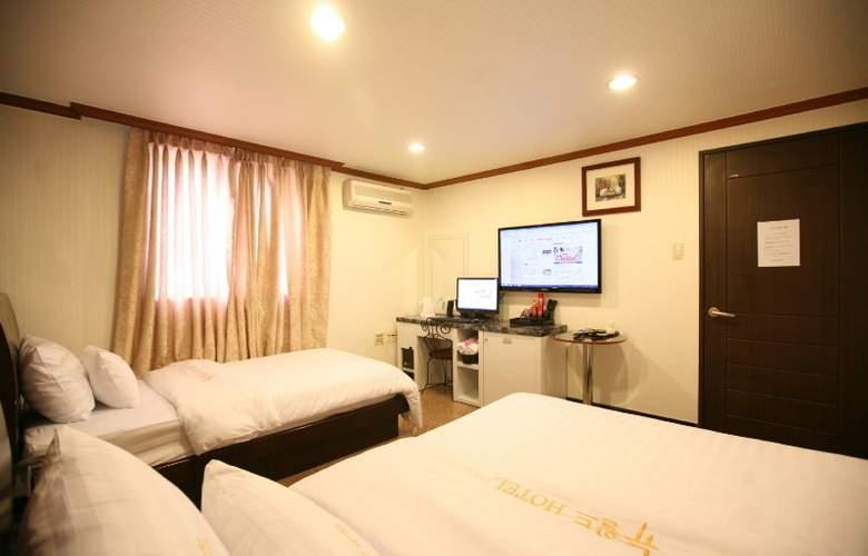 New World Hotel Itaewon - Room - 9
