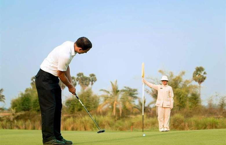Sofitel Angkor Phokeethra Golf & Spa Resort - Sport - 37