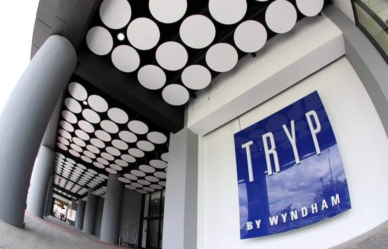 Tryp by Wyndham Bogotá Embajada - Hotel - 1