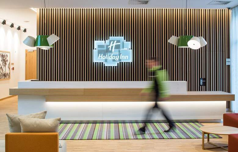 Holiday Inn Frankfurt - Alte Oper - General - 7