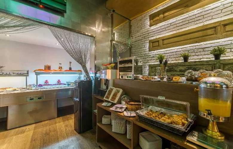 Petit Palace Chueca - Restaurant - 24