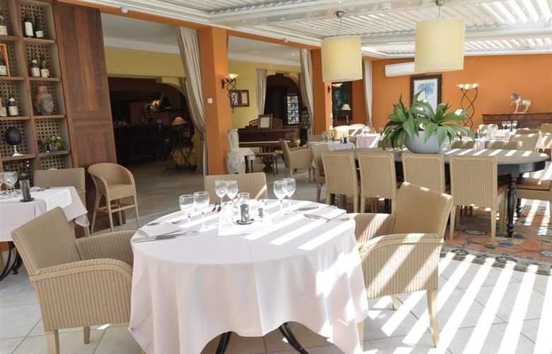 Best Western Hotel Montfleuri - Restaurant - 101