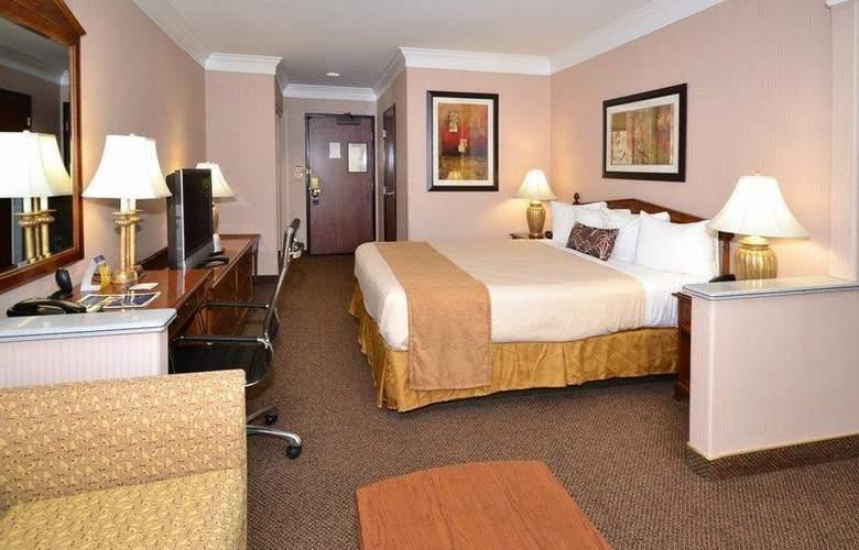 Best Western Plus Suites Hotel - Room - 39