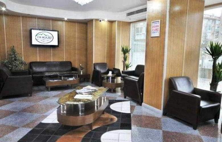 Rhisos Hotel Bostanci - General - 2
