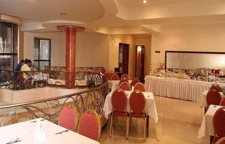 Aviatrans Hotel - Restaurant - 5