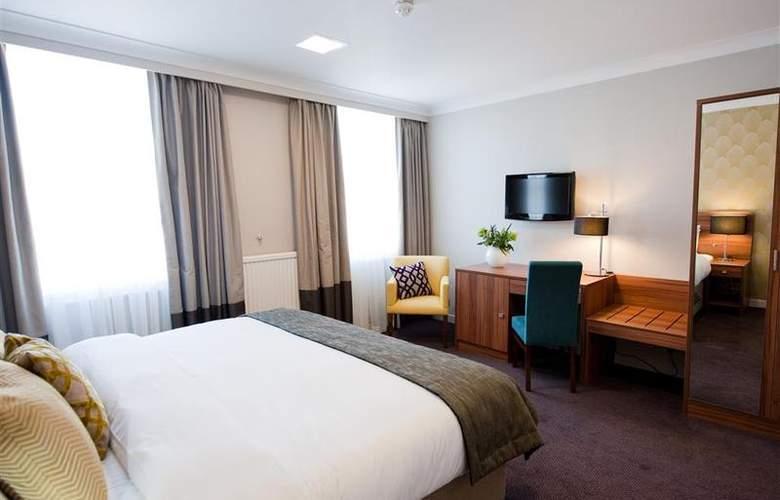 Best Western Mornington Hotel London Hyde Park - Room - 93