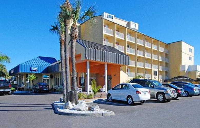 Quality Hotel on the Beach - General - 1