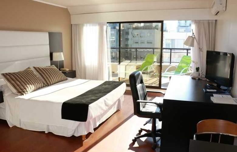 Pocitos Plaza Hotel - Room - 25