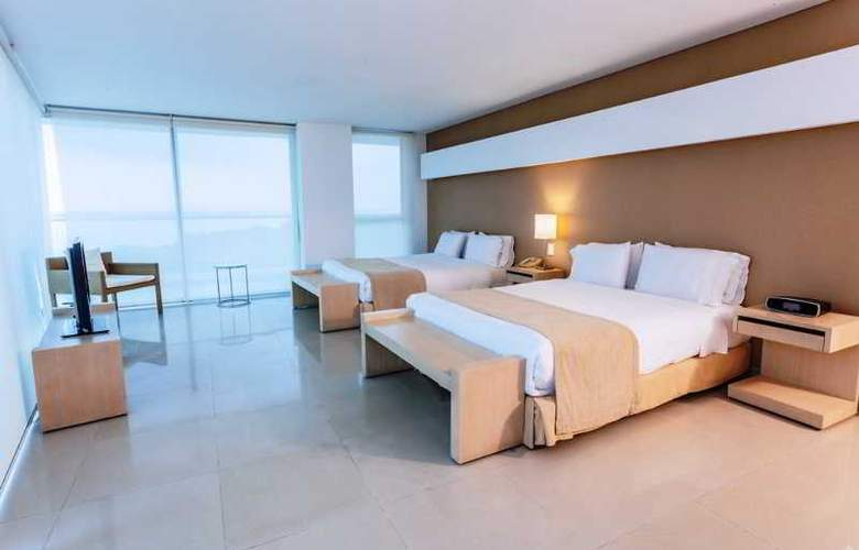 Sonesta Cartagena - Room - 8