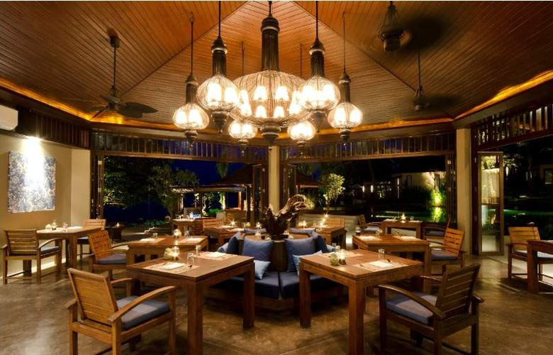 Outrigger Koh Samui Beach Resort - Restaurant - 15