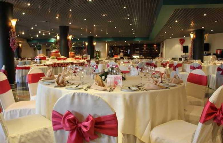 Jardins d'Ajuda Suite - Restaurant - 18