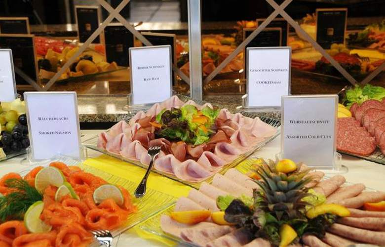 Best Western Leoso Hotel Leverkusen - Restaurant - 89