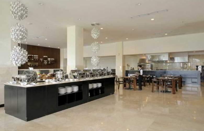 Sintesa Peninsula Hotel Palembang - Restaurant - 4
