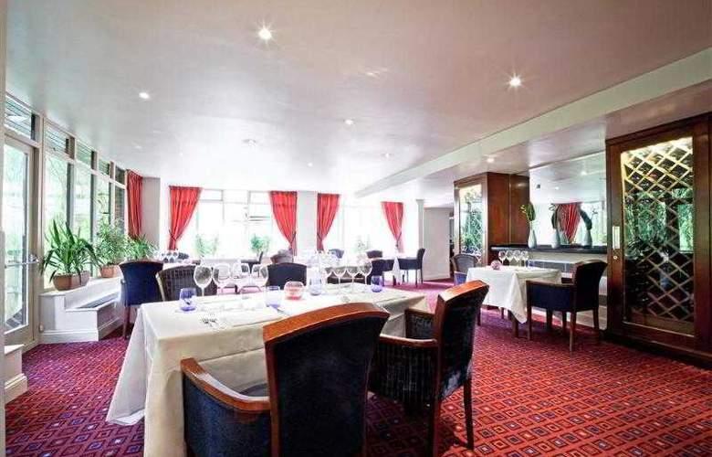 Best Western Reading Moat House - Hotel - 30