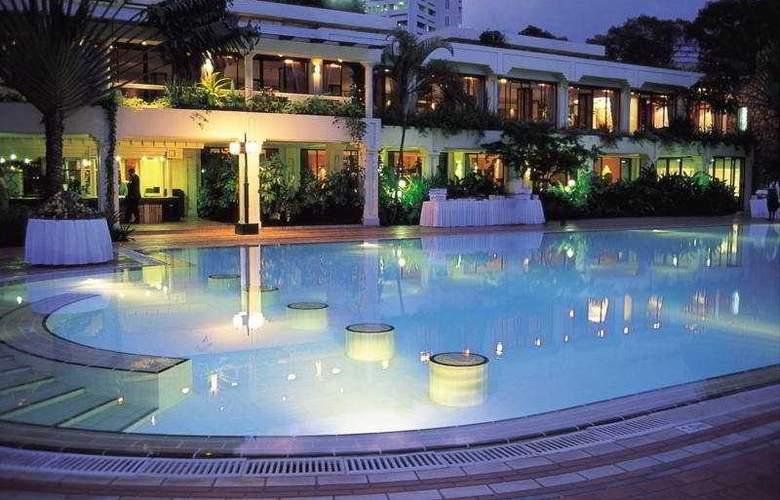 Nairobi Serena - Pool - 5