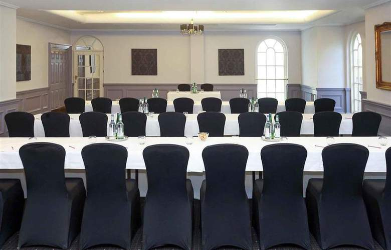 Mercure Southgate - Conference - 72