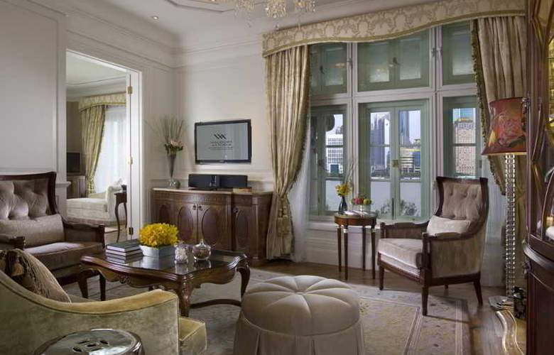 Waldorf Astoria Shanghai on the Bund - Room - 34