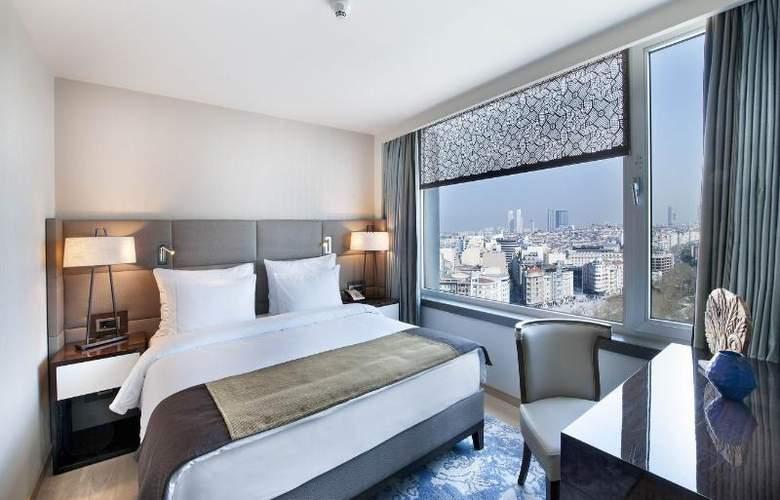 The Marmara Taksim - Istanbul - Room - 19
