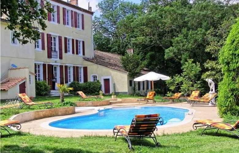 Relais du Silence Chateau de Lavail - Pool - 2