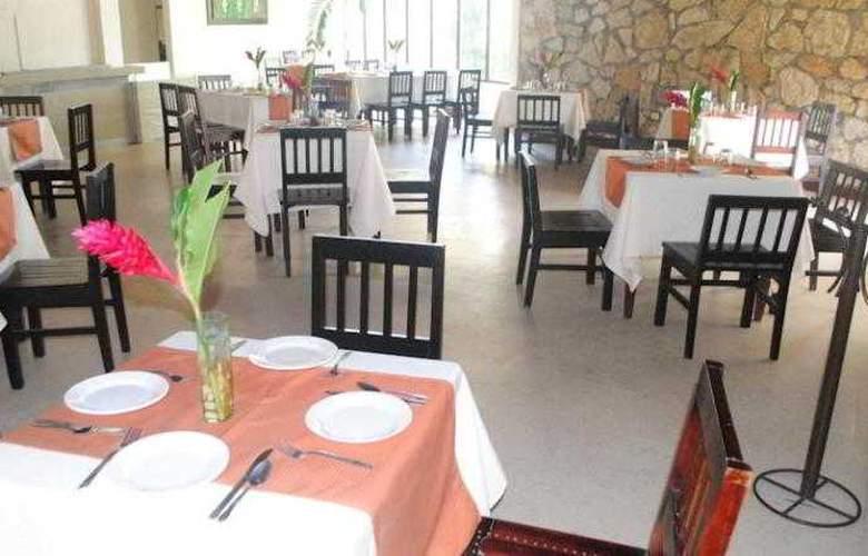 Tulija Express Hotel & Villas - Restaurant - 18