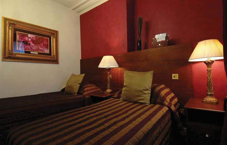 Hallmark Inn Chester - Room - 7