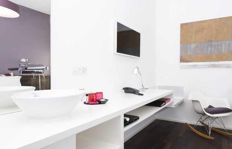 Plattenhof Hotel - Room - 7