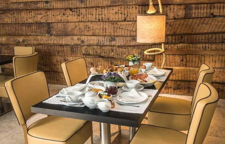 Lisboa Prata Boutique Hotel - Restaurant - 14