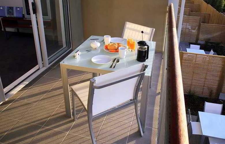 Wanaka Edge Apartments - Terrace - 4