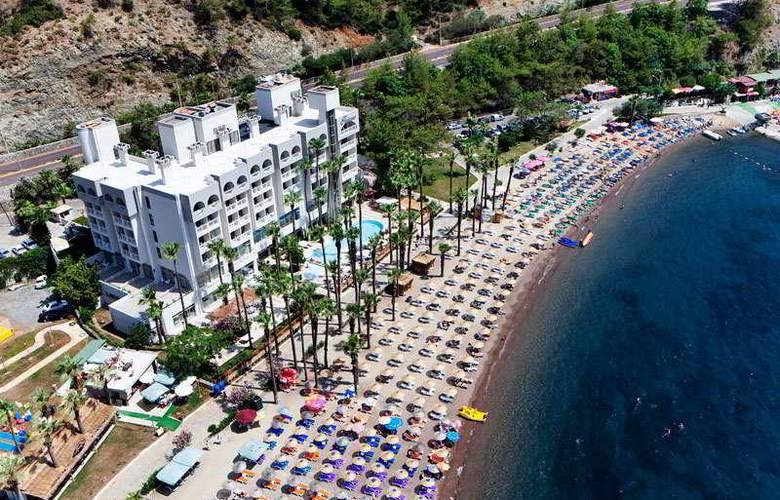 Fantasia Hotel Marmaris - Beach - 5