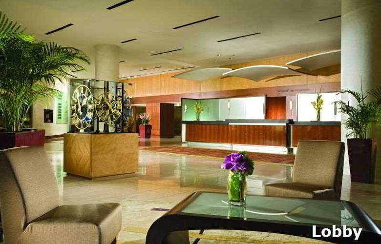 Swissotel The Stamford Singapore - General - 2