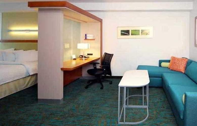 SpringHill Suites Las Vegas North Speedway - Hotel - 31