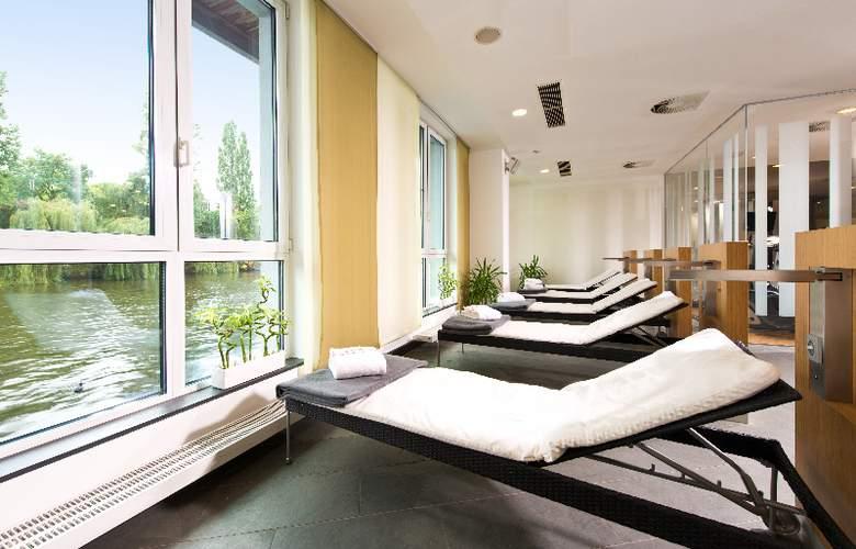 GOLD INN - Adrema Hotel - Sport - 29