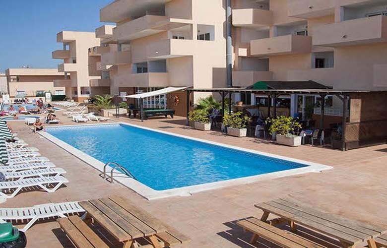 Blue Star Apartamentos - Pool - 3