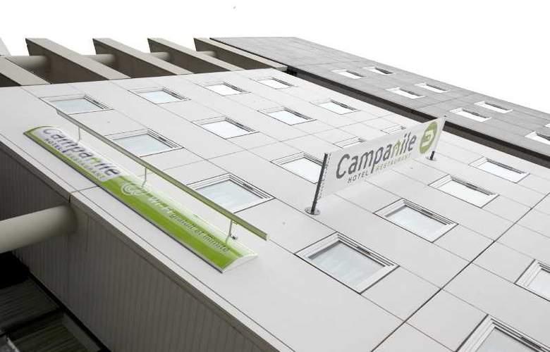 Campanile La Villette - Hotel - 0