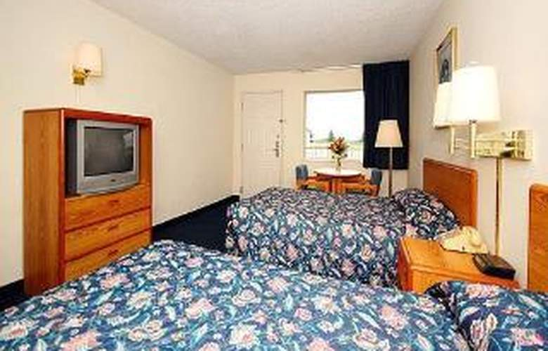 Econo Lodge West - Room - 4