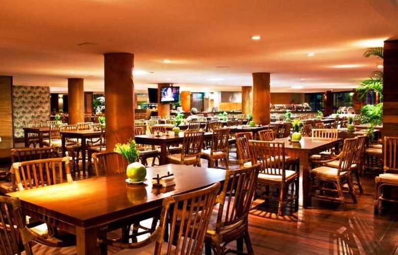 Infinity Natal Praia - Restaurant - 4