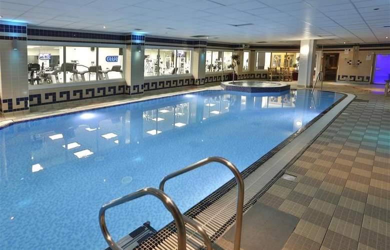 Best Western Stoke-On-Trent Moat House - Pool - 87