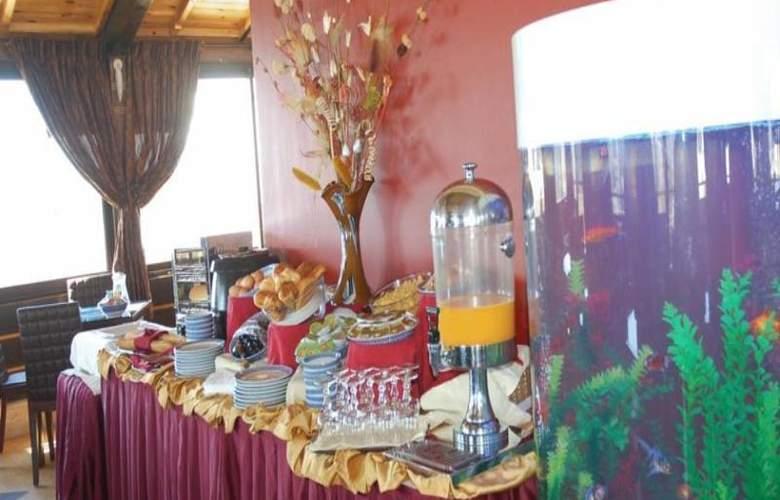 Zahrat al Jabal - Restaurant - 23