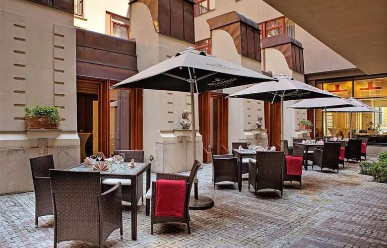 Majestic Plaza Prague - Restaurant - 116