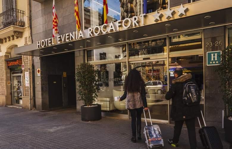 Evenia Rocafort - Hotel - 0