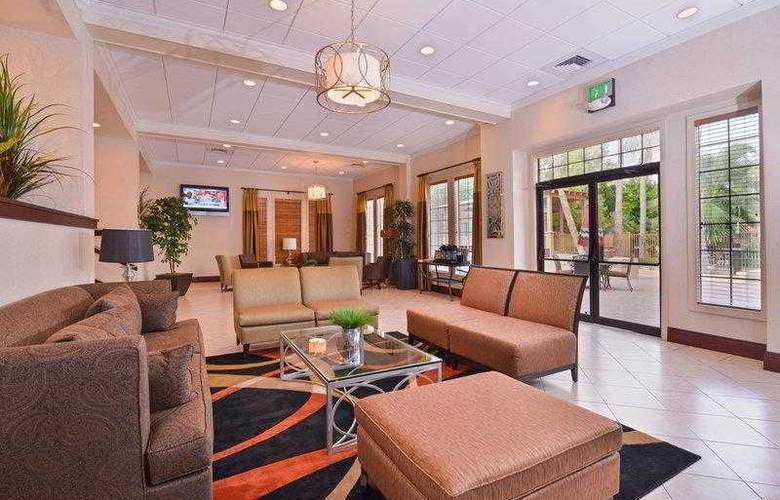 Best Western Tucson Int'l Airport Hotel & Suites - Hotel - 31