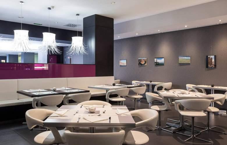 Ilunion Bel Art - Restaurant - 15