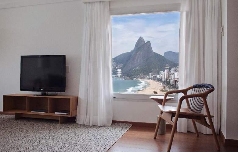 Sofitel Rio de Janeiro Ipanema - Room - 2