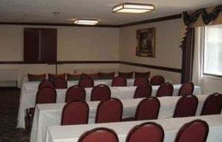Quality Inn & Suites (Romulus) - Conference - 4